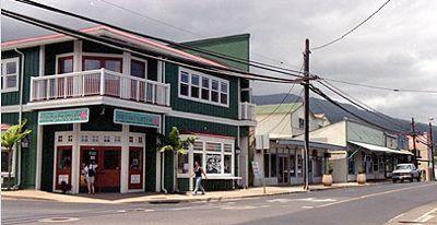 Market Street Wailuku